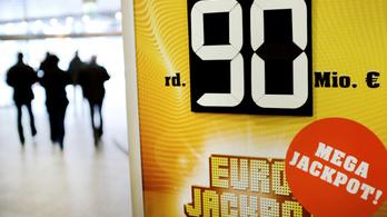 Finnországban vitték el az Eurojackpot rekordnyereményét