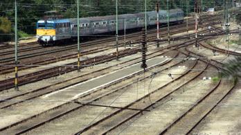 Kőbánya és a Keleti pályaudvar között elütött egy embert a vonat