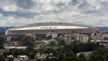 Annyiból épülhet nálunk új sportcsarnok, mint a svédeknél egy fedett futballstadion