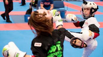 7 éves gyerekek is küzdhetnek a sporttörténeti győri Kick-box Eb-n