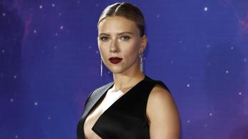 56 millió dollárral Scarlett Johansson lett a legjobban fizetett színésznő
