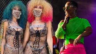Alicia Keysen messze túltett a közönség az Afropunk fesztiválon