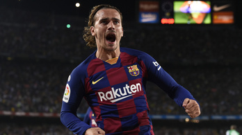 Griezmann-dupla, öt Barca-gól Messi és Suarez nélkül