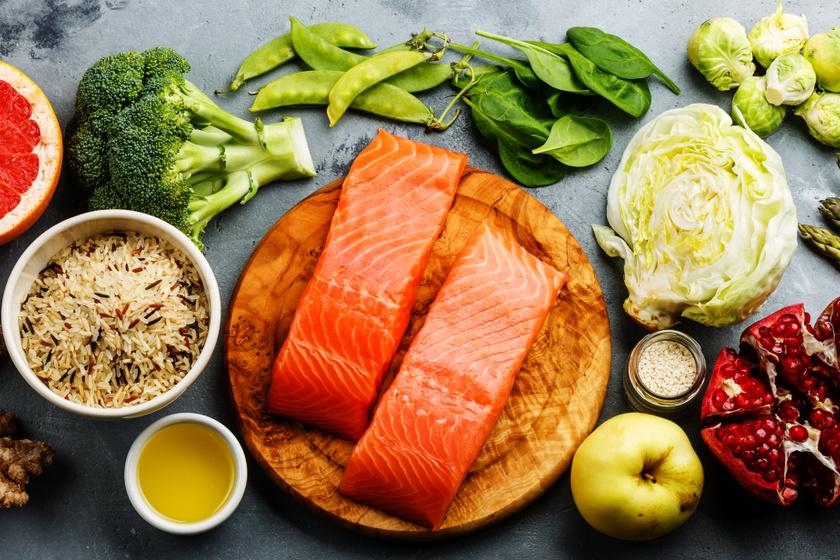 Folyamatos fogyás, egészséges test: az északi diéta teljesen kicserél