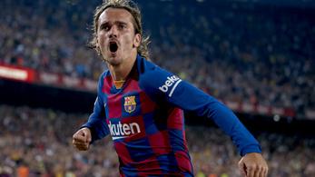 Griezmann: A második gól? Messi megcsinálta edzésen, én meg lemásoltam
