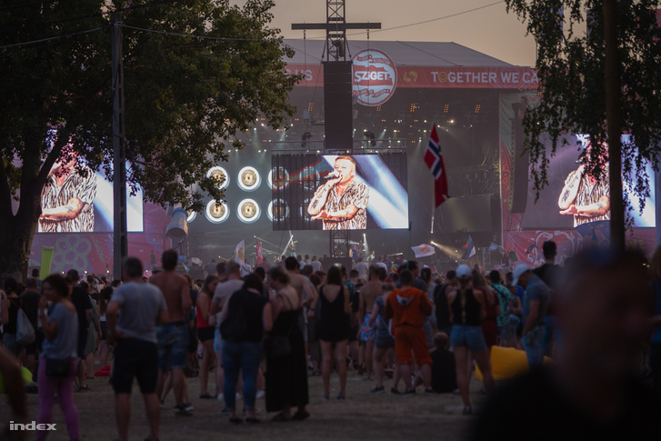 Macklemore koncert a Szigeten 2019. augusztus 11-én