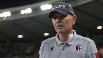 A kórházi ágyból ment csapata meccsére a Bologna leukémiás edzője