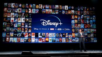 A Disney teljes ellentámadásba lendült a streamingpiacon