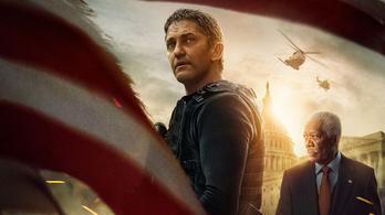Nagy meglepetést okozott Gerard Butler és Morgan Freeman filmje a mozikban