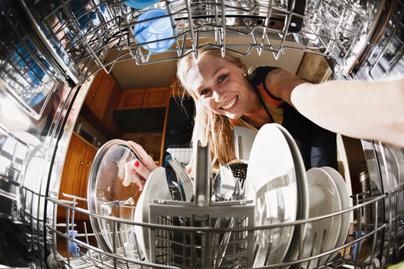 mosogatógép helyett régen