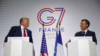 Macron szerint békülhet Amerika és Irán