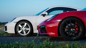 Használt: Porsche Cayman/Boxster GTS 981