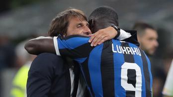 4-0-s kiütéssel indult a Conte, Lukaku páros az olaszoknál