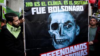 A klímaháború után mire lehet még képes Bolsonaro?