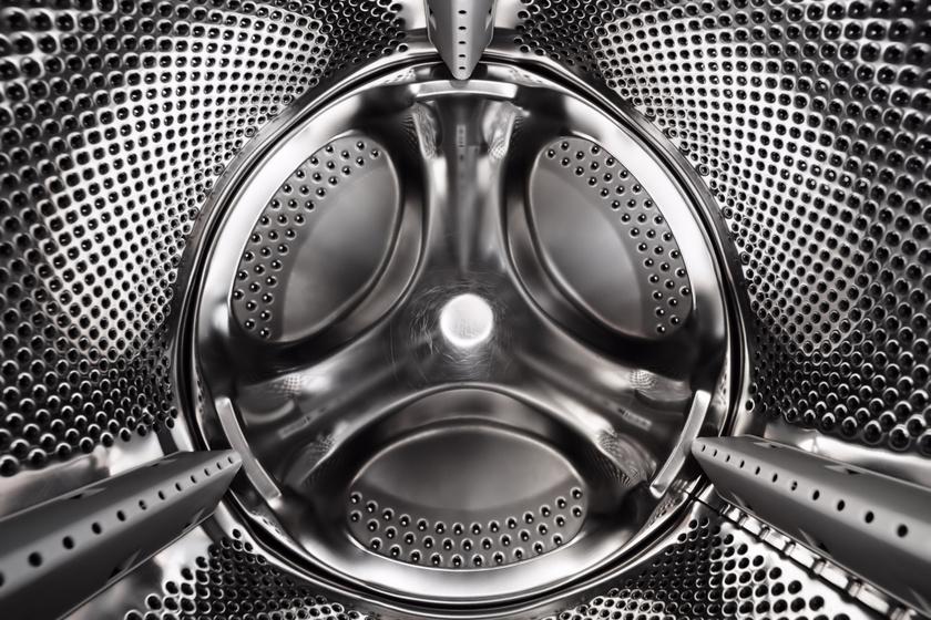 buborékos mosógép