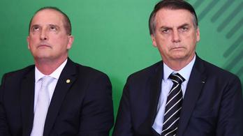 Brazília elutasítja a G7-ek 20 millió dolláros gyorssegélyét