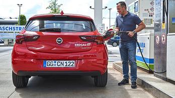 ADAC: a földgázüzemű autó környezetkímélőbb mint az elektromos*