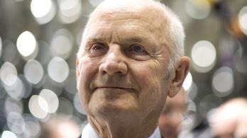 Meghalt a Volkswagen volt vezére