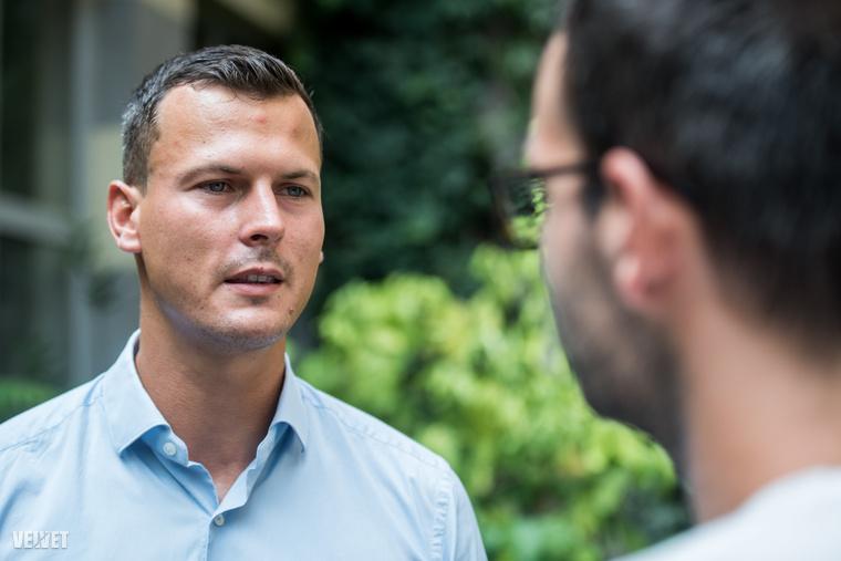 Baji Balázs a Budapest Urban Games sajtótájékoztatója után válaszolt kérdéseinkre.