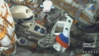 Megbukott az orosz humanoid robot