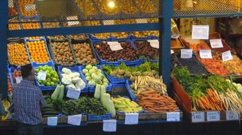 Gyümölcs és zöldségfogyasztás az EU-ban: aggasztó magyar adatok