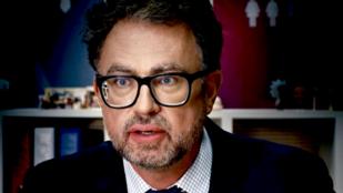 Villám Géza nevéhez hű látogatást tett csak a Comedy Centralon
