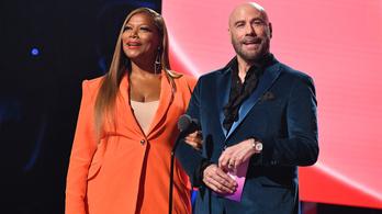 John Travolta besült az MTV díjátadóján