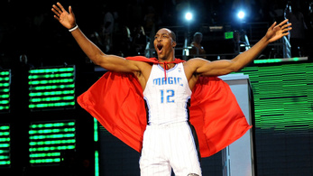 Dwight Howard újra a Lakersben