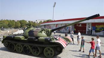Tankkal várja a Crvena zvezda a BL-selejtezőt