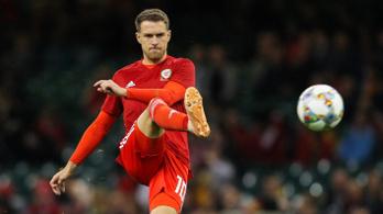 A Juventus sztárja nélkül kénytelenek boldogulni a csoportellenfél walesiek