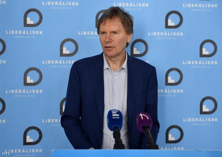 Fodor Gábor értékeli az április 8-i választásokat 2018. április 9-én.