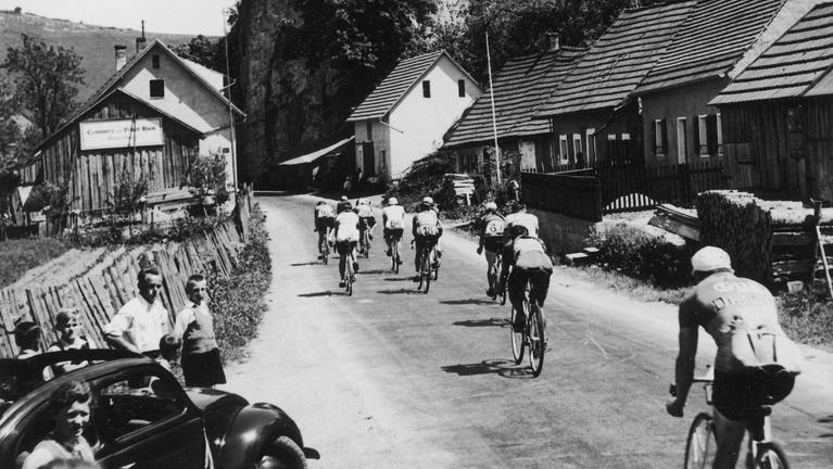 A nácik térdre akarták kényszeríteni a Tour de France-t