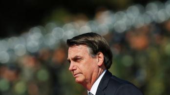 Bolsonaro elfogadja a G7-ek pénzét, ha Macron előtte bocsánatot kér tőle