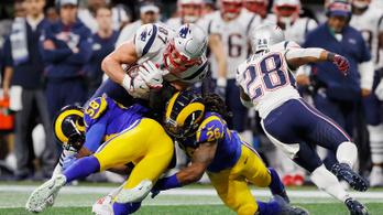 Dermesztő vallomás: egy liter vért csapoltak le Gronkowski lábából a Super Bowl után