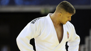 A nyolcadik magyar is gyorsan kiesett az olimpiai kvalifikációs dzsúdó-vb-n