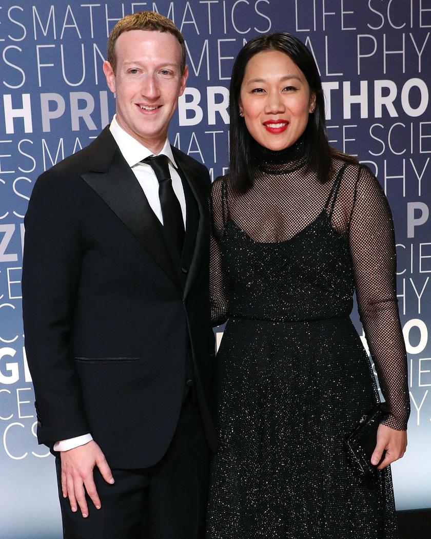 mark zuckerberg felesége