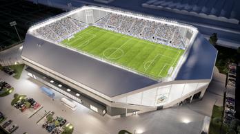 Háromszor avatják majd fel az új szegedi futballstadiont