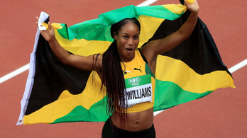 Megbukott a doppingvizsgálaton a 17 éves sprintersztár