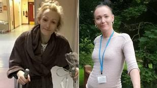 Gyógyulása után alig lehet ráismerni erre a volt heroinista lányra