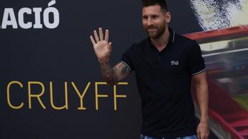 Messi lassabban gyógyul, mint tervezték