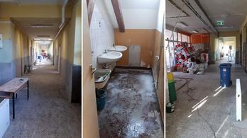 Megcsúsztak az iskolafelújítással Szirmabesenyőn, külsős programokkal kezdenek