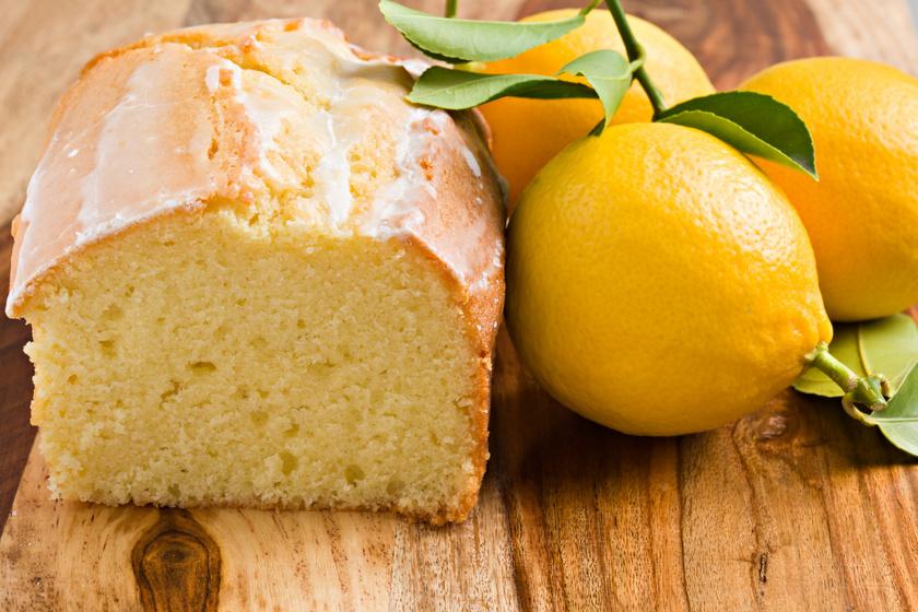 Puha citromos joghurtos kevert süti, még a mérleget sem kell elővenned