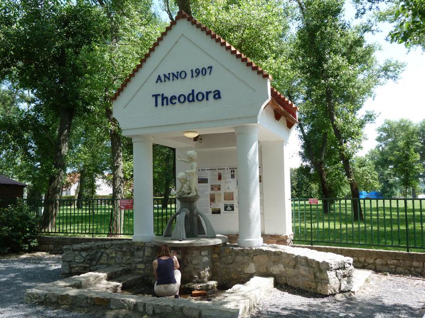 theodora-forrás