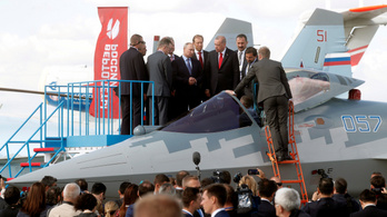 A törökök harci repülők vásárlásáról tárgyalnak az oroszokkal