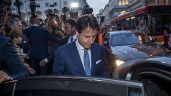 Megállapodtak az új olasz kormánykoalícióról, Salvini hoppon maradt