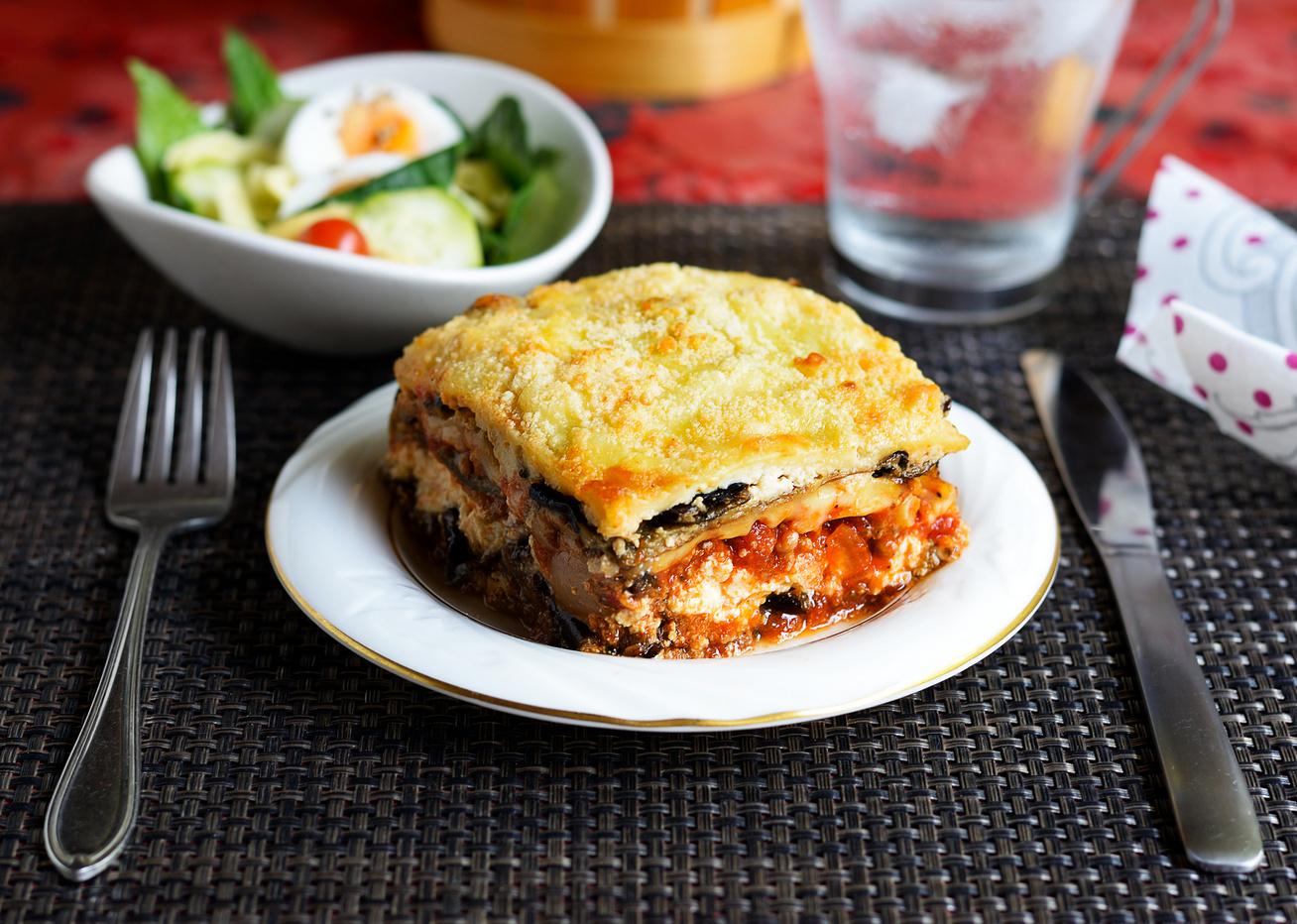 padlizsan-lasagne
