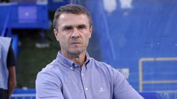 Rebrov szerint az Újpest elleni meccsek hangulatára lehet számítani