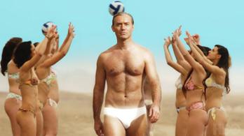Jude Law mindenkit elvarázsol az Ifjú pápa folytatásában
