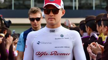 F1: az Alfa Räikkönen miatt rendelte vissza Ericssont