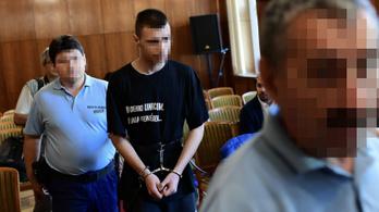 Elítélték a tatabányai hajléktalangyilkos fiú anyját